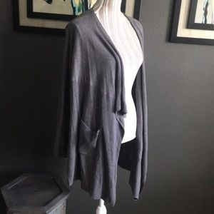 Listicle Sweaters - 🔥1 hr SALE - Listicle Gray Cardigan, lightweight